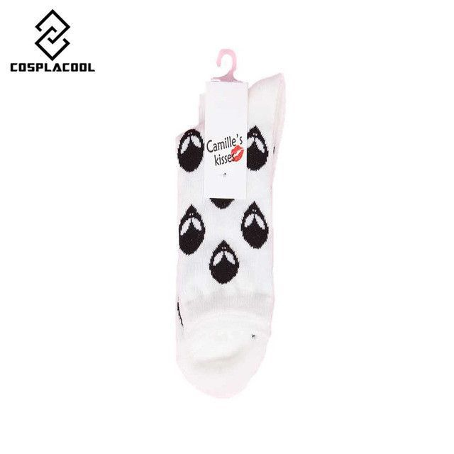 [COSPLACOOL]New Hip hop skateboard Aliens funny socks women warm harajuku unisex meias calcetines mujer sokken art