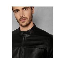 Cmp Man Jacket Knitted Jacquard Fleecejacke Herren in schwarz F.lli Campagnolof.lli Campagnolo #leatherjacketoutfit