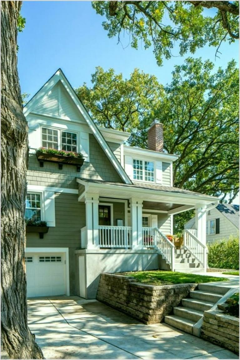 Awesome Traditional Cape Cod Exterior Ideas American Houses House Exterior Craftsman Style Homes