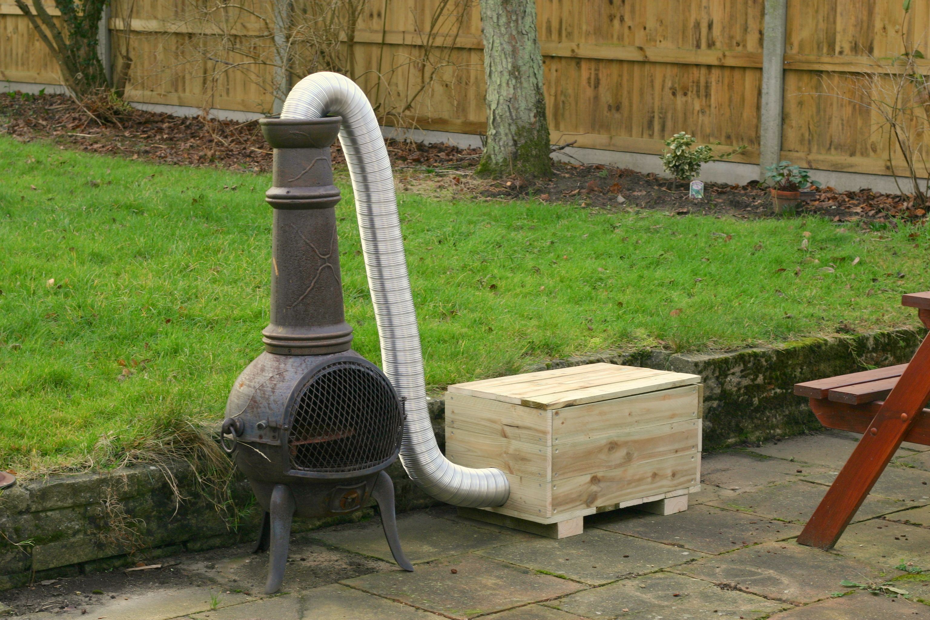 Wood Cold Smoker Plans PDF Plans | Smokers and Barbecue ...