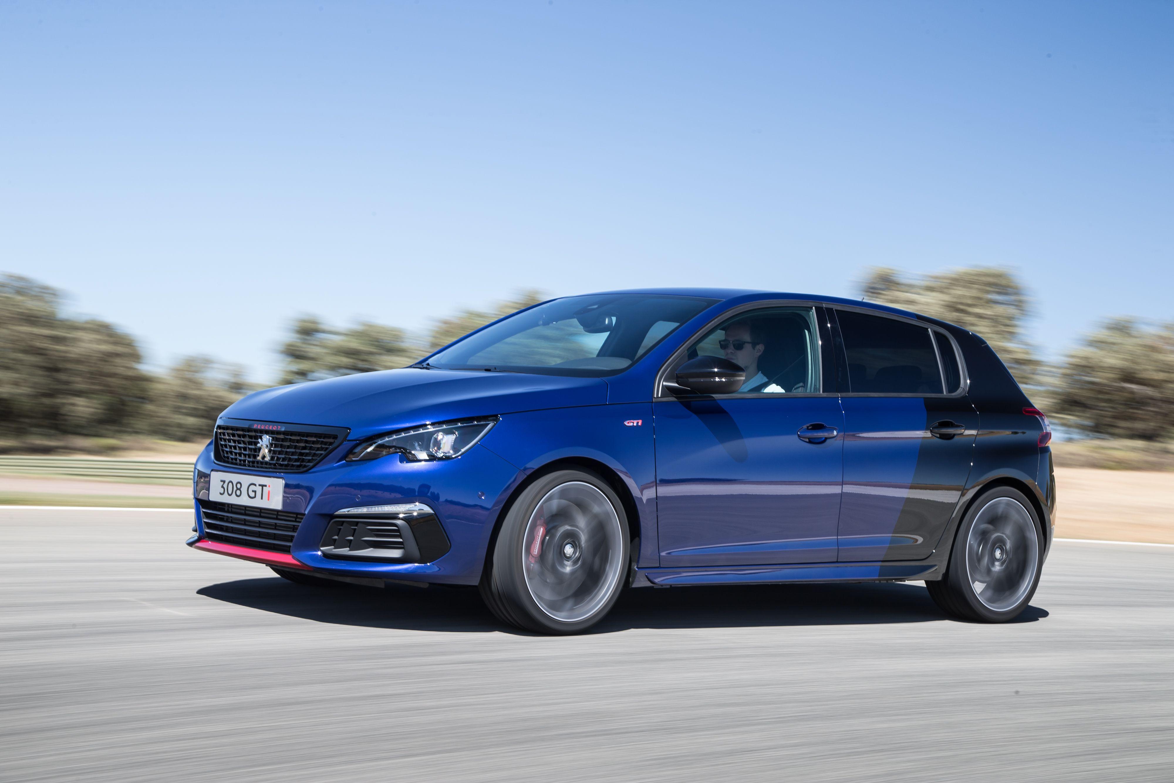 Heeft Peugeot Een Misstap Begaan Door De 308 Gti Vrijwel Ongemoeid