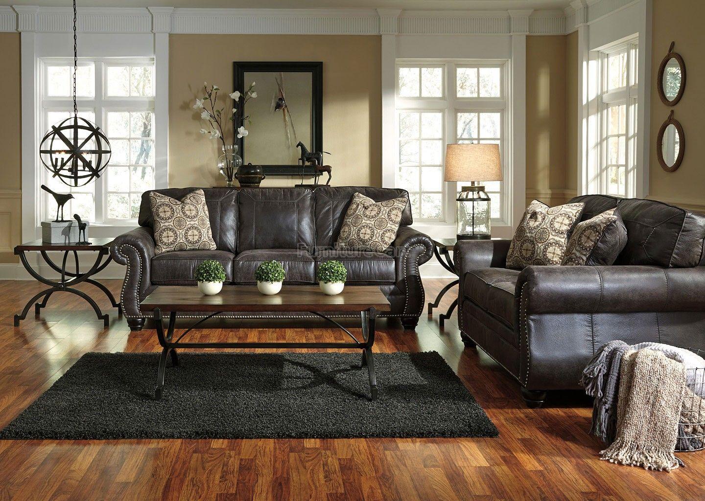 Breville Charcoal Living Room Set Ashley Furniture Sale