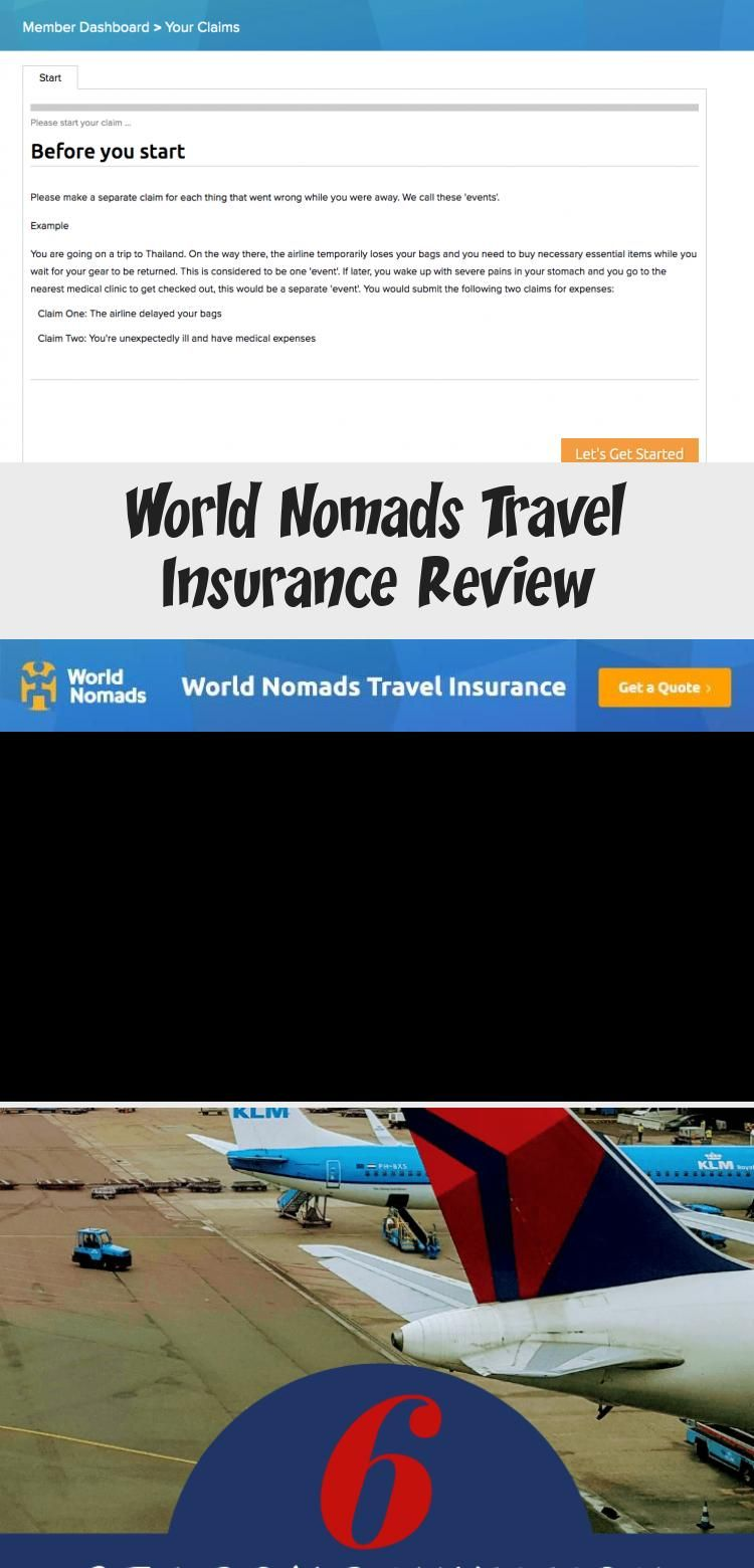 World Nomads Travel Insurance Review In 2020 Travel Insurance