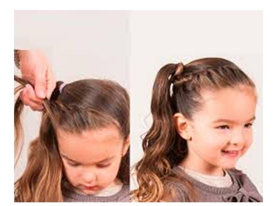 Peinados Faciles Para Nina De 3 Anos Paso A Paso Creatividad Y