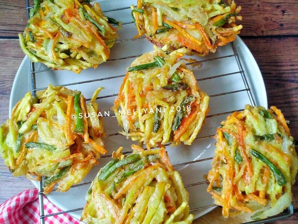 Resep Kakiage Oleh Susan Mellyani Resep Resep Masakan Masakan Penyajian Makanan
