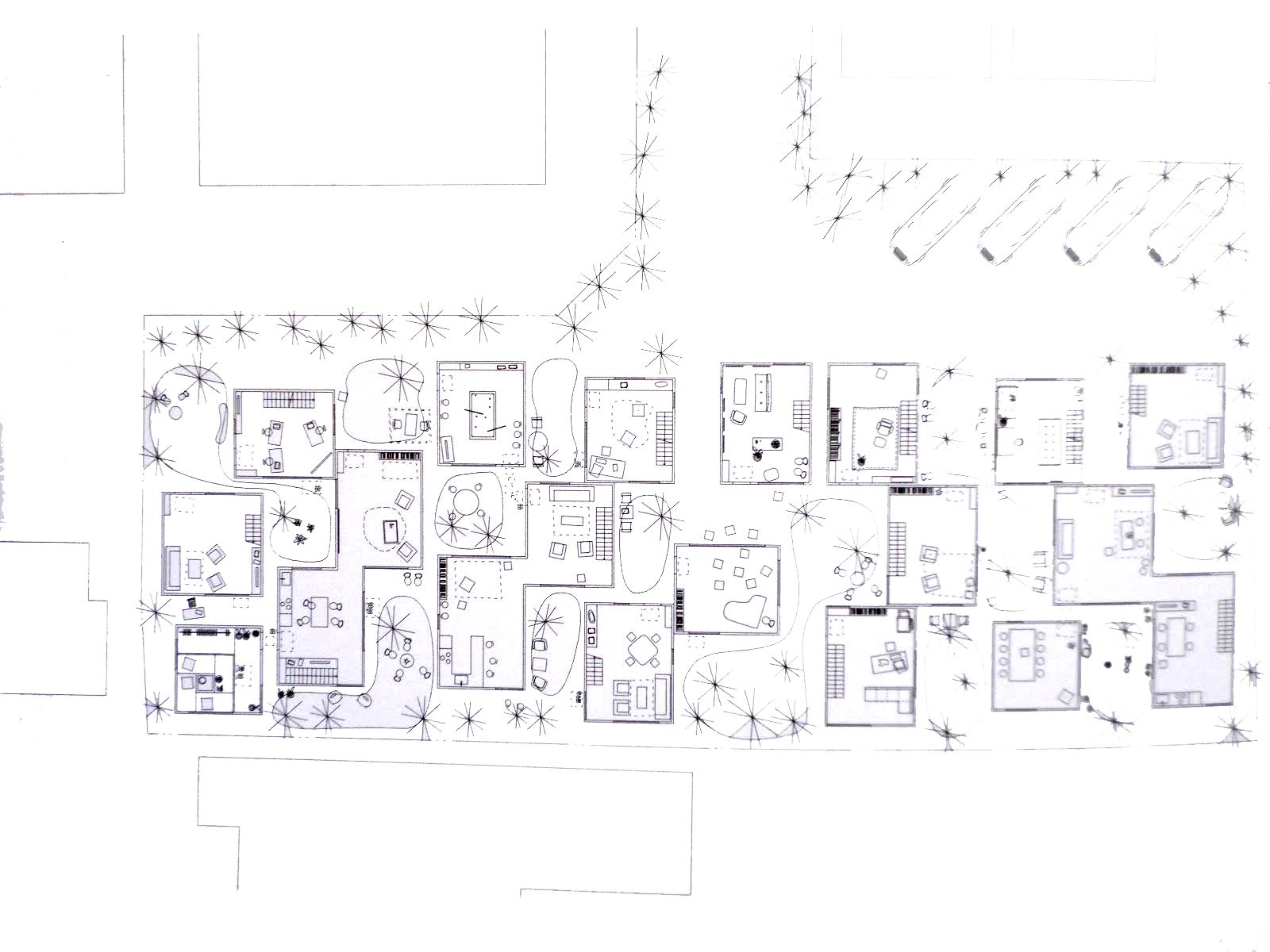 Plantas Aldo Van Eyck Pesquisa P Diagram Architecture