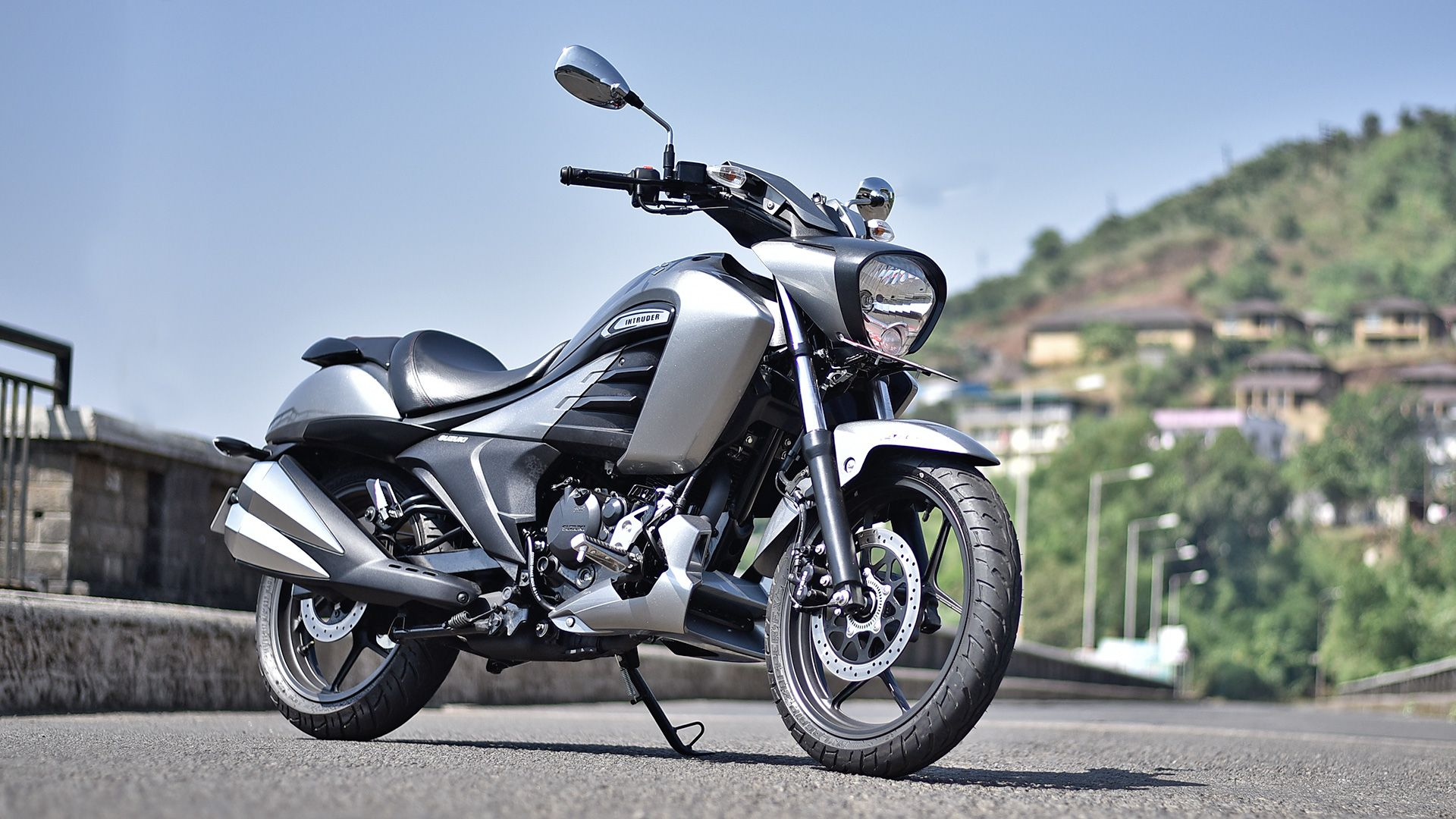 All New Suzukiintruder150 Bookings Open For More Details Call