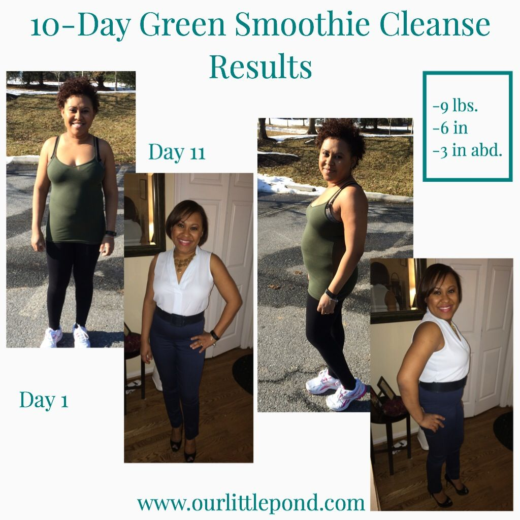 10 Day Green Smoothie Cleanse My Experience 10 Day