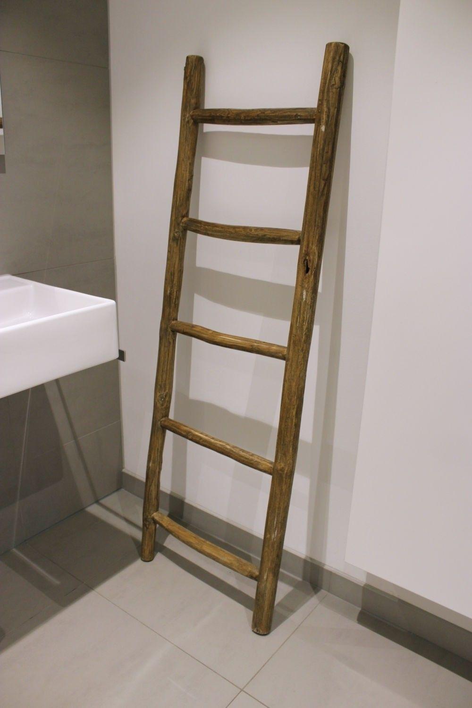 Decoratieve Ladder Badkamer