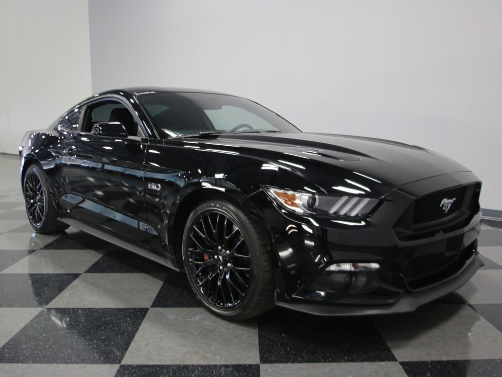 Ebay 2016 Ford Mustang Gt 2016 Mustang Gt Performance Package