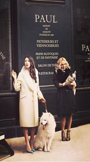 Pâtisserie Paul, Paris. #inspiration #jonathancharles #luxurytravel…