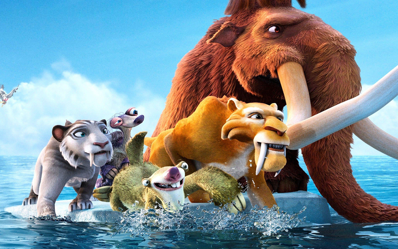 Ice Ace 4 Hd 2880x1800 Ice Age 4 New Animation Movies Ice Age Movies