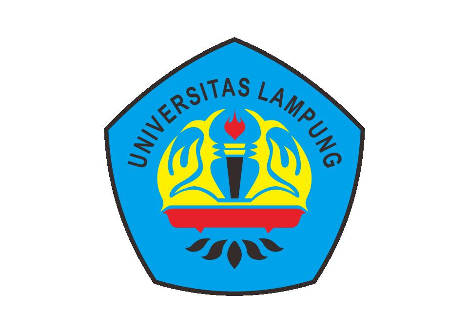 Logo Unila Universitas Lampung Vector Vector Logo Lampung Custom Logos