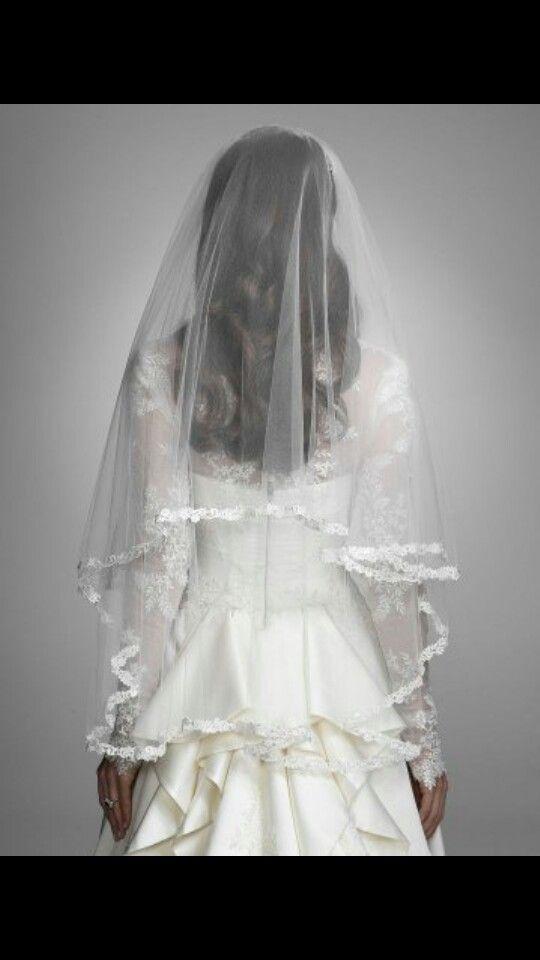 2 Tier Vale Wedding Wedding Hairstyles With Veil Gold Bridesmaid Dresses Wedding Attire