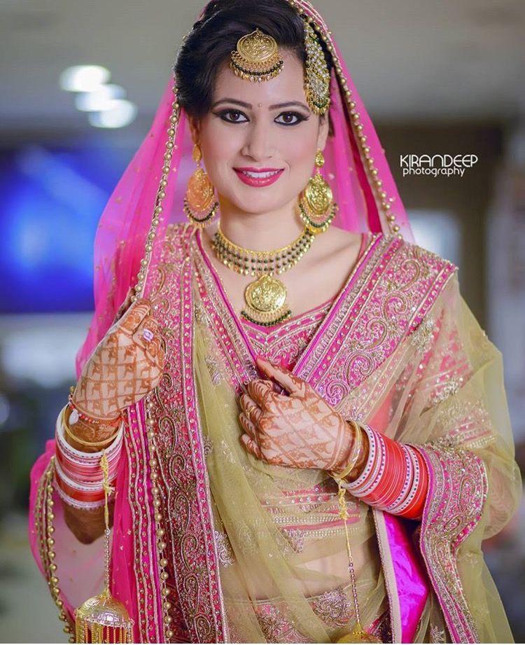 Pin by Sukhman Cheema on Punjabi Royal Brides | Pinterest | Royal ...