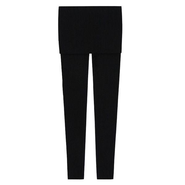 Fashion Slim Fit Skirt Bottom Legging Pants
