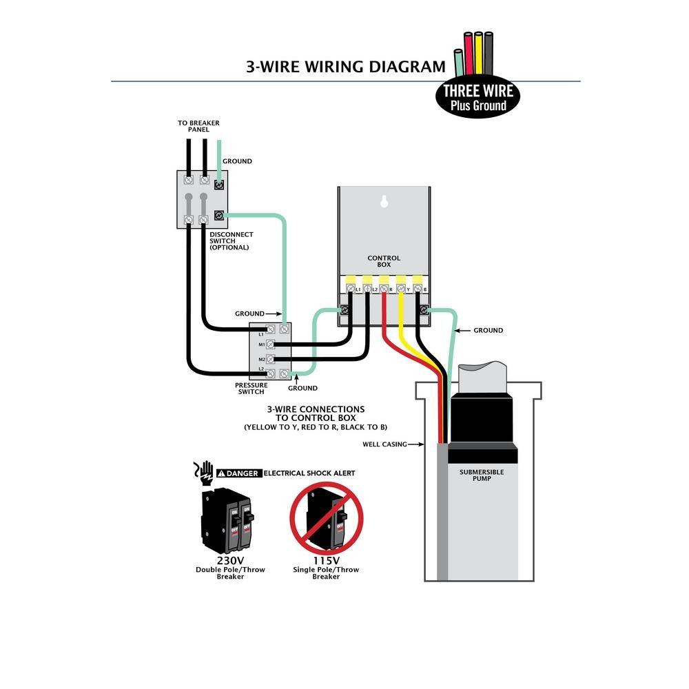 40 Awesome Wiring Diagram For 40 Volt Submersible Pump Ideas ...