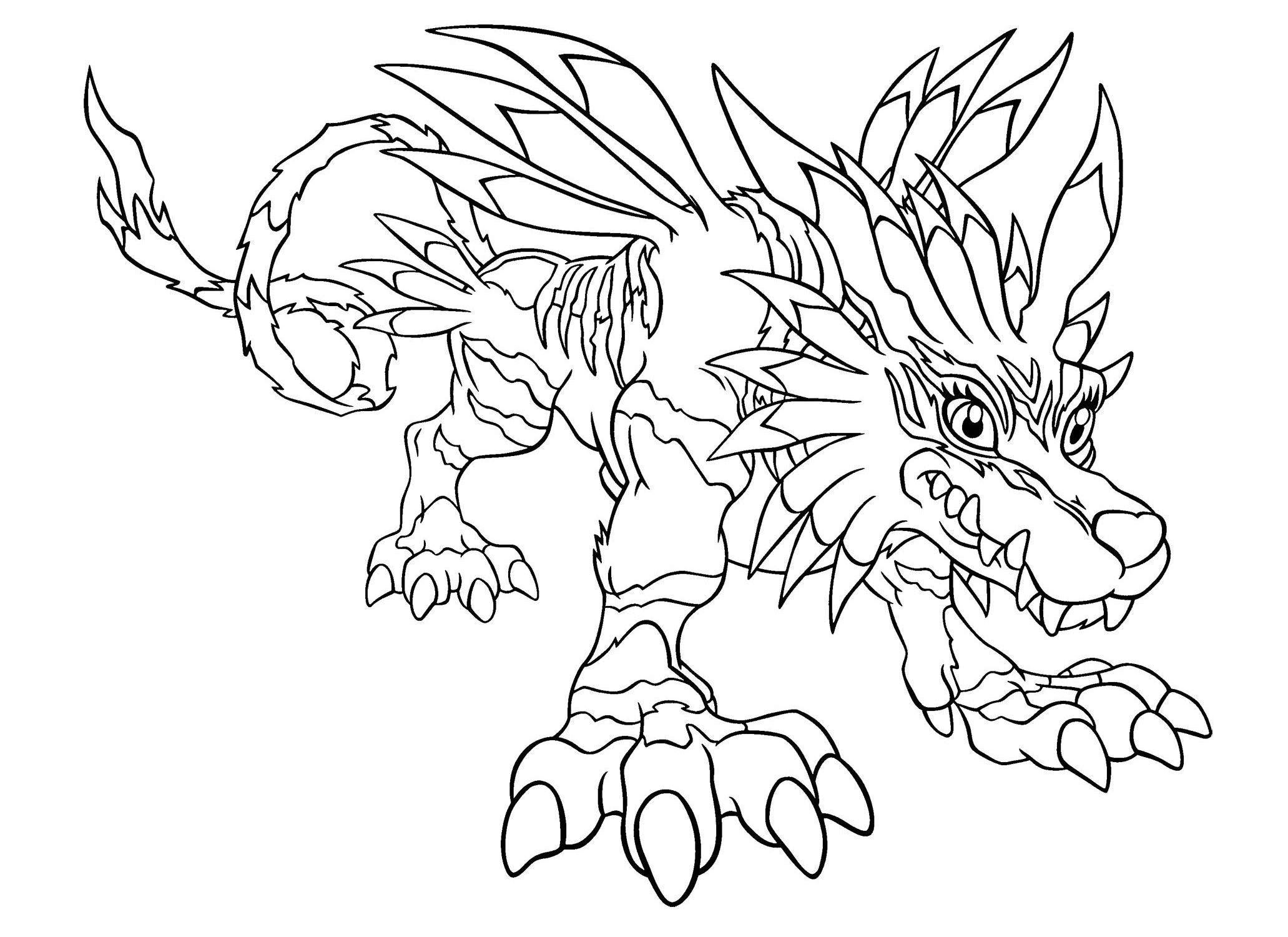 digimon coloring pages for teenagers coloring in pinterest