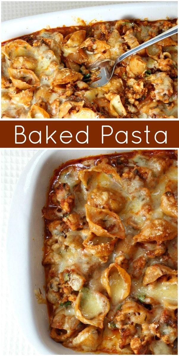 Baked Pasta images