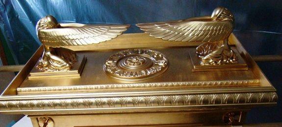 Indiana Jones Ark Of The Covenant Wings Mood Board