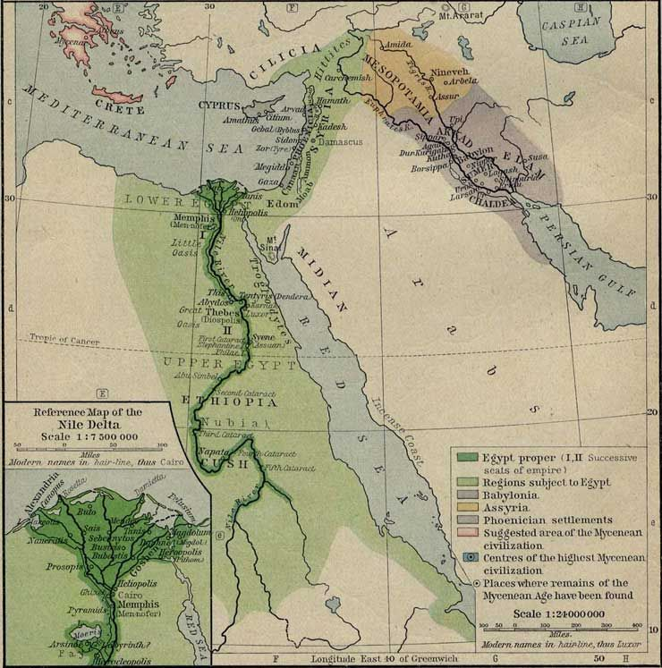 Ark discovery international has this really interesting page about map of ancient egypt ancient syria and ancient mesopotamia about 1450 b source university of texas at austin gumiabroncs Images