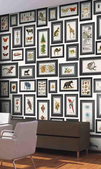 Décoration Murale : 20 Idées Pour Accrocher Ses Cadres   Deco Och