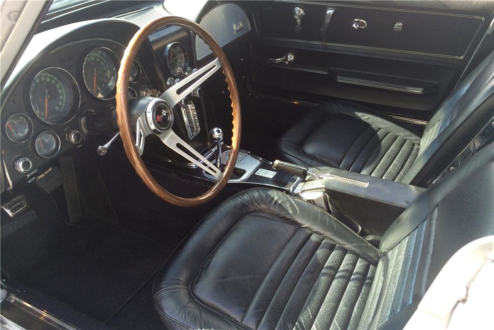 1967 CHEVROLET CORVETTE 427/400