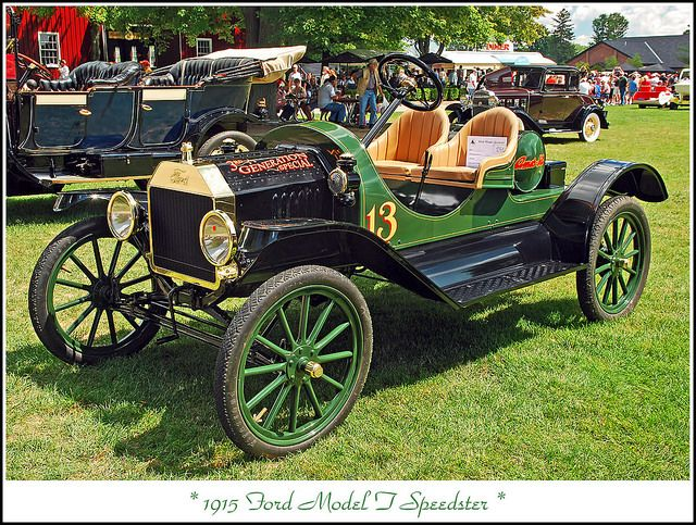 1915 Ford Model T Speedster By Sjb4photos Via Flickr With Images Classic Cars Vintage