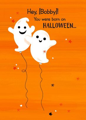 Ghost halloween birthday balloons halloween birthday halloween ghost halloween birthday balloons bookmarktalkfo Image collections