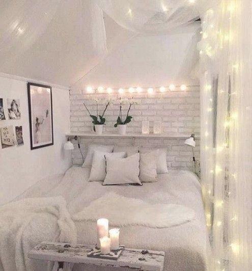 Tumblr All White Bedroom Ideas Decoomo