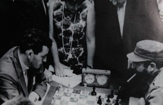 El día que Fidel Castro jugó al ajedrez contra el chihuahuense Filiberto Terrazas Sánchez; El Comandante conocía bien Chihuahua | El Puntero