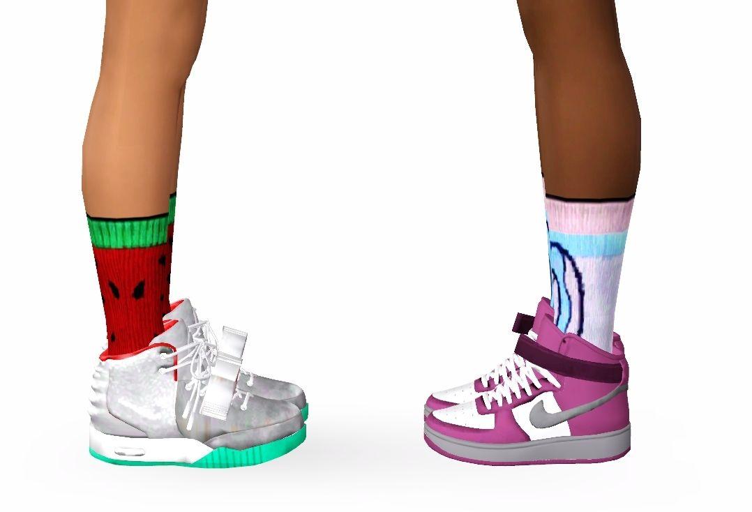 sims 3 nike shoes tumblr girls drawings cute 883355