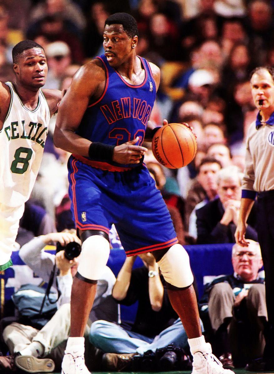 Antoine Walker & Patrick Ewing West virginia basketball