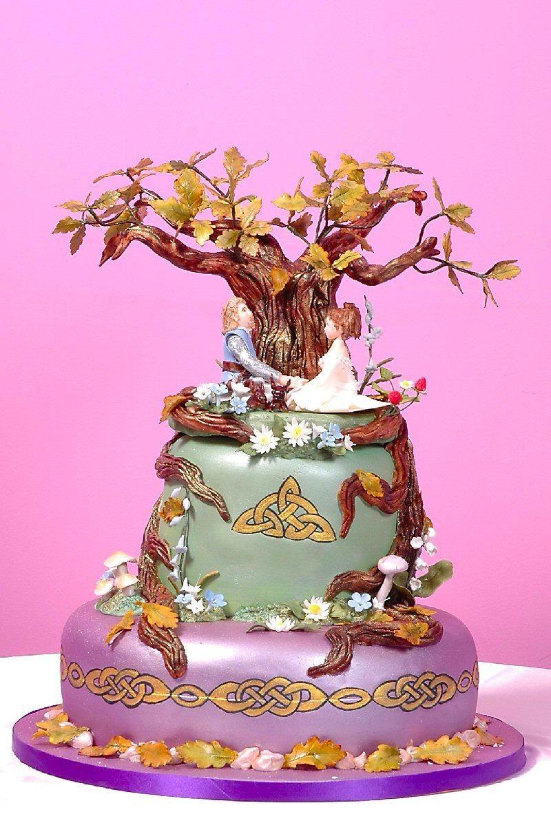 Handfasting Invitation Wording http://www.cakechooser.com/480/pagan ...