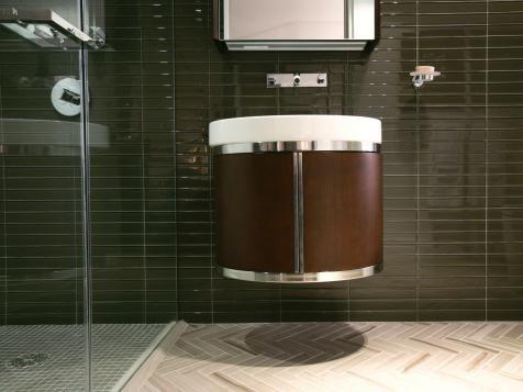 hgtv urban oasis 2010 modern bathroom tour hgtv urban oasis 2010 hgtv - Modern Design Bathrooms 2010
