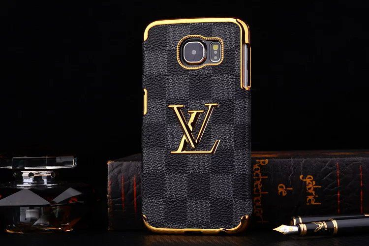 the best attitude 828b7 e298d Louis Vuitton Best Luxury Galaxy S7 Case Cover Black   Alba