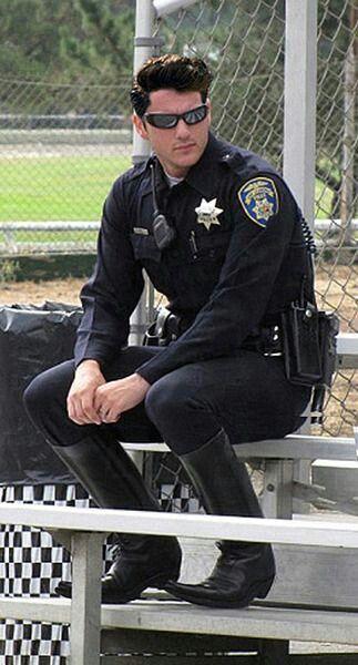 Wonderful CHIP OFFICER, aweeeeee hell yeah!