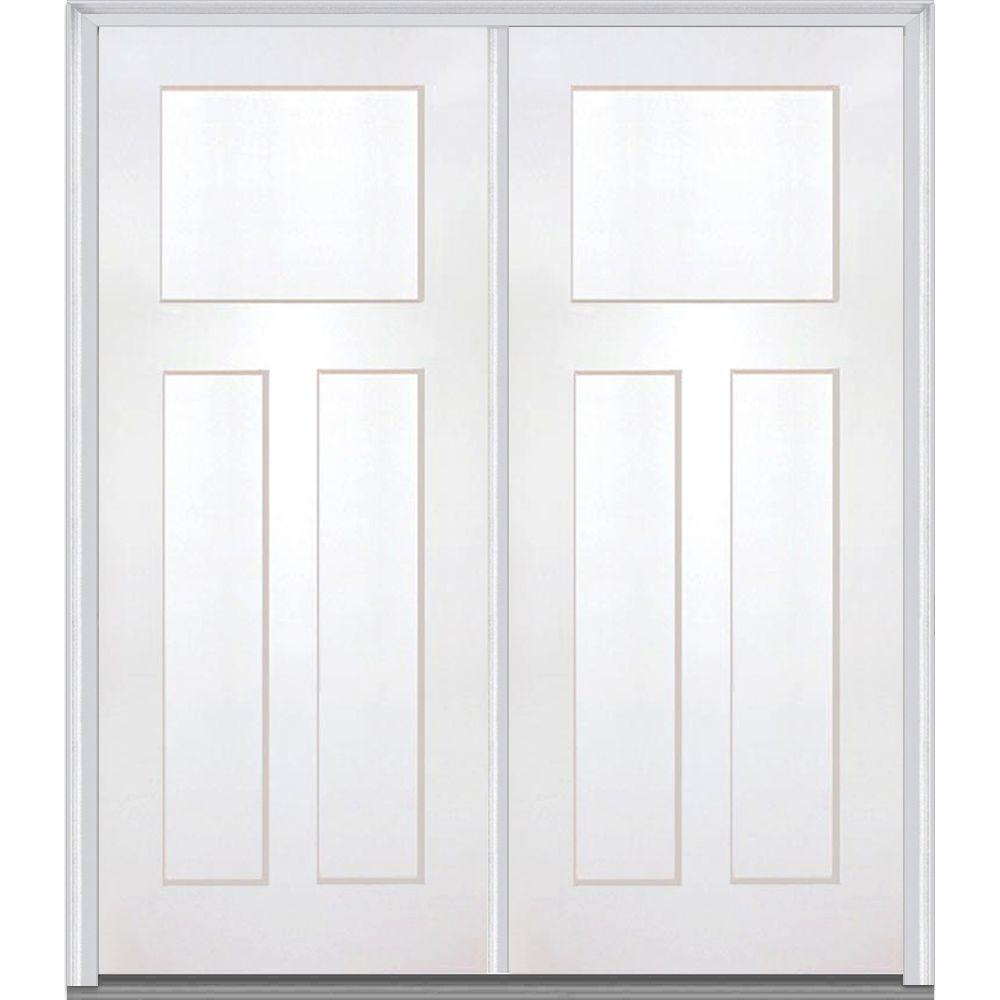 Exterior Home Design Software: MMI Door 72 In. X 80 In. Classic Right-Hand Inswing