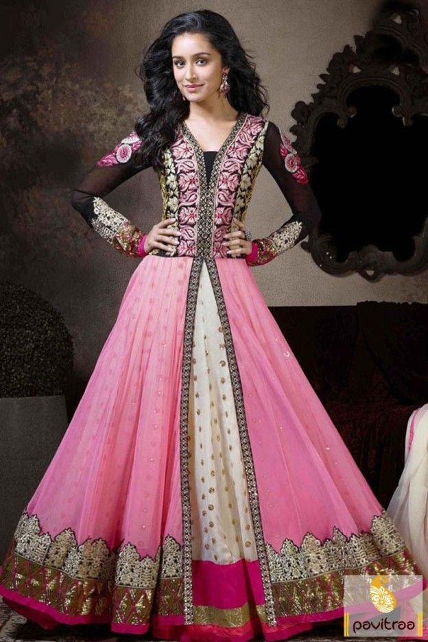Pin de Pavitraa en Bollywood Designer Sarees, Party Wear Salwar Suit ...