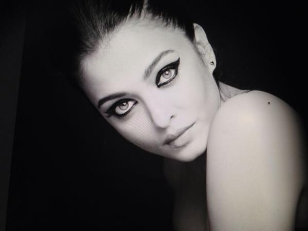 Kajal Magique Eye Liner Print Ad 2013 Aishwarya Rai Eyeliner Loreal Paris Makeup