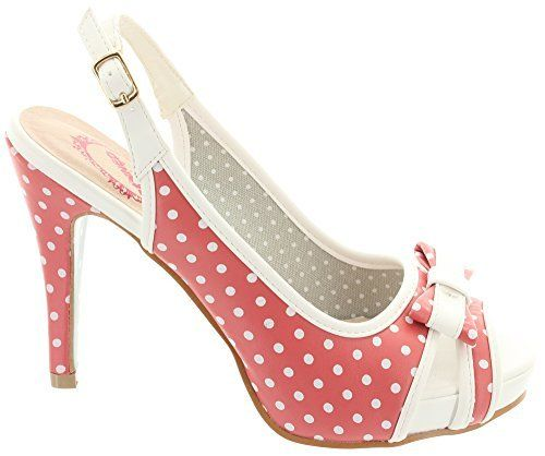 Banned Peeptoe Platforms MARY LOU BND009 red, http://www.amazon.de/dp/B00YH8Y51G/ref=cm_sw_r_pi_awdl_ubg9wb0980BBC