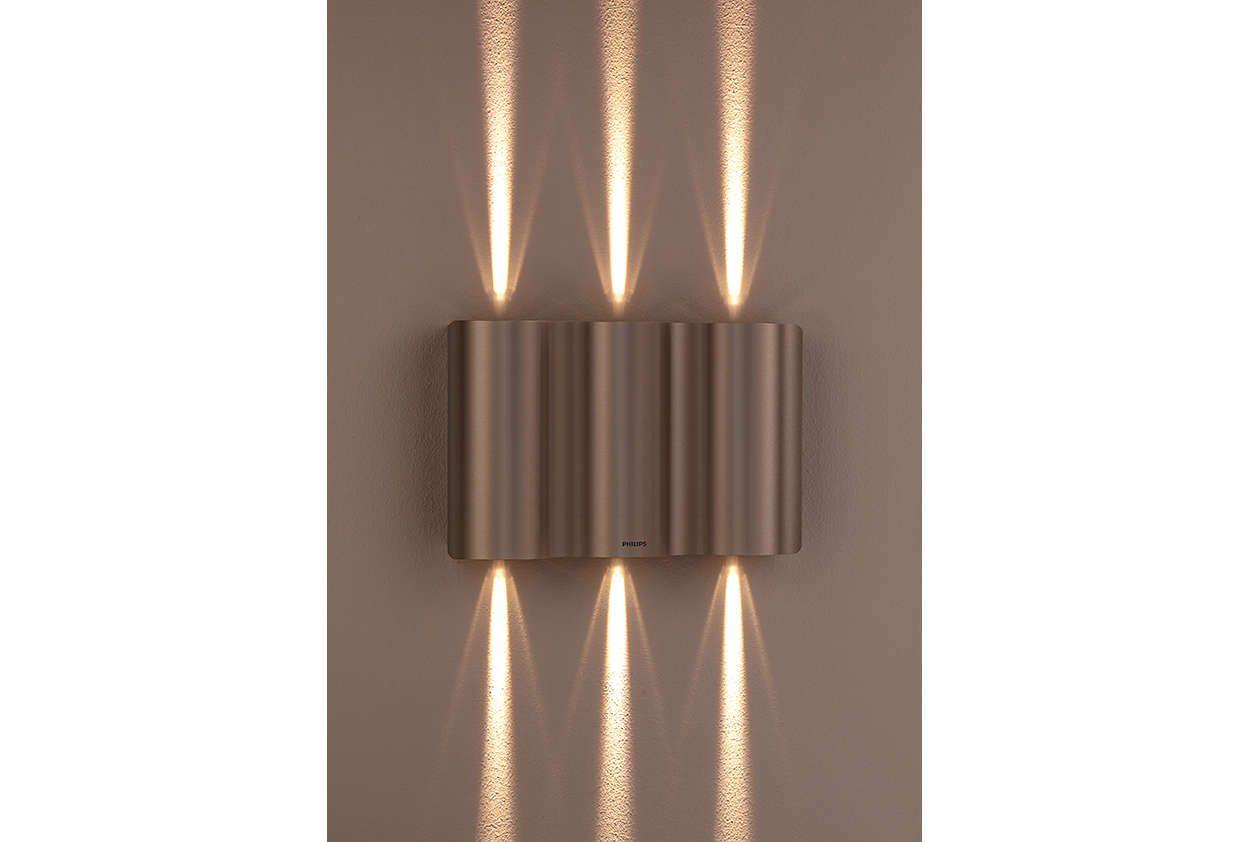 Buy The Philips Mygarden Wall Light 168594716 Wall Light Eclairage Mural Luminaire Eclairage