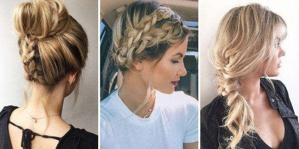 Hochsteckfrisuren Fur Sommer Mittellange Haare