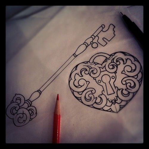 25 Heart Locket Tattoo Designs Ideas: Best 25+ Locket Tattoos Ideas On Pinterest