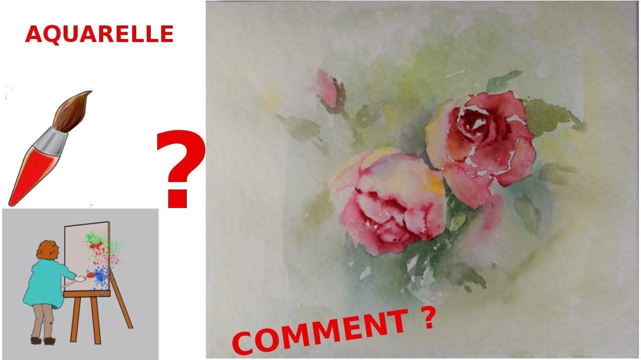 Comment Peindre Du Rose Petit Exercice Pour Comprendre Les