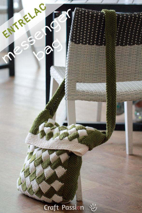 Entrelac Messenger Bag - this pattern is knit but you can get the same effect with Tunisian crochet (just look up entrelac crochet on youtube). This is on my list, I love this bag but mine will be a lot smaller.