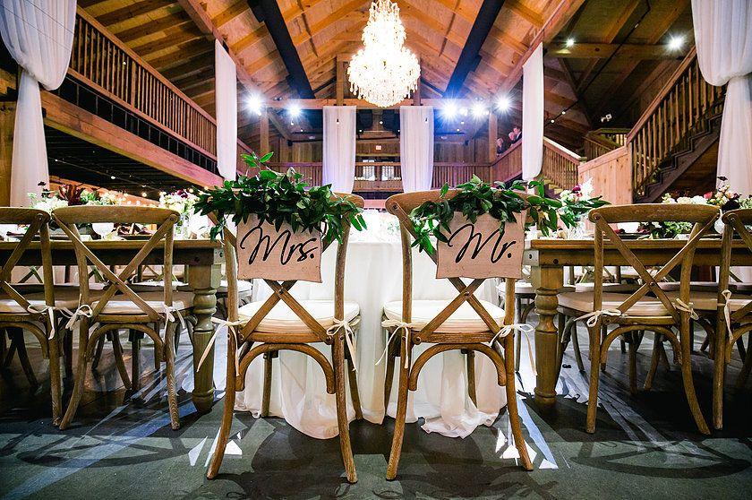 Mint Springs Farm Nashville Wedding Venue Reception Barn