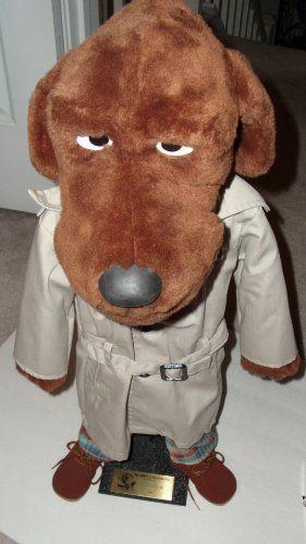 McGruff the Crime Dog! Ventriloquist Puppet / Dummy