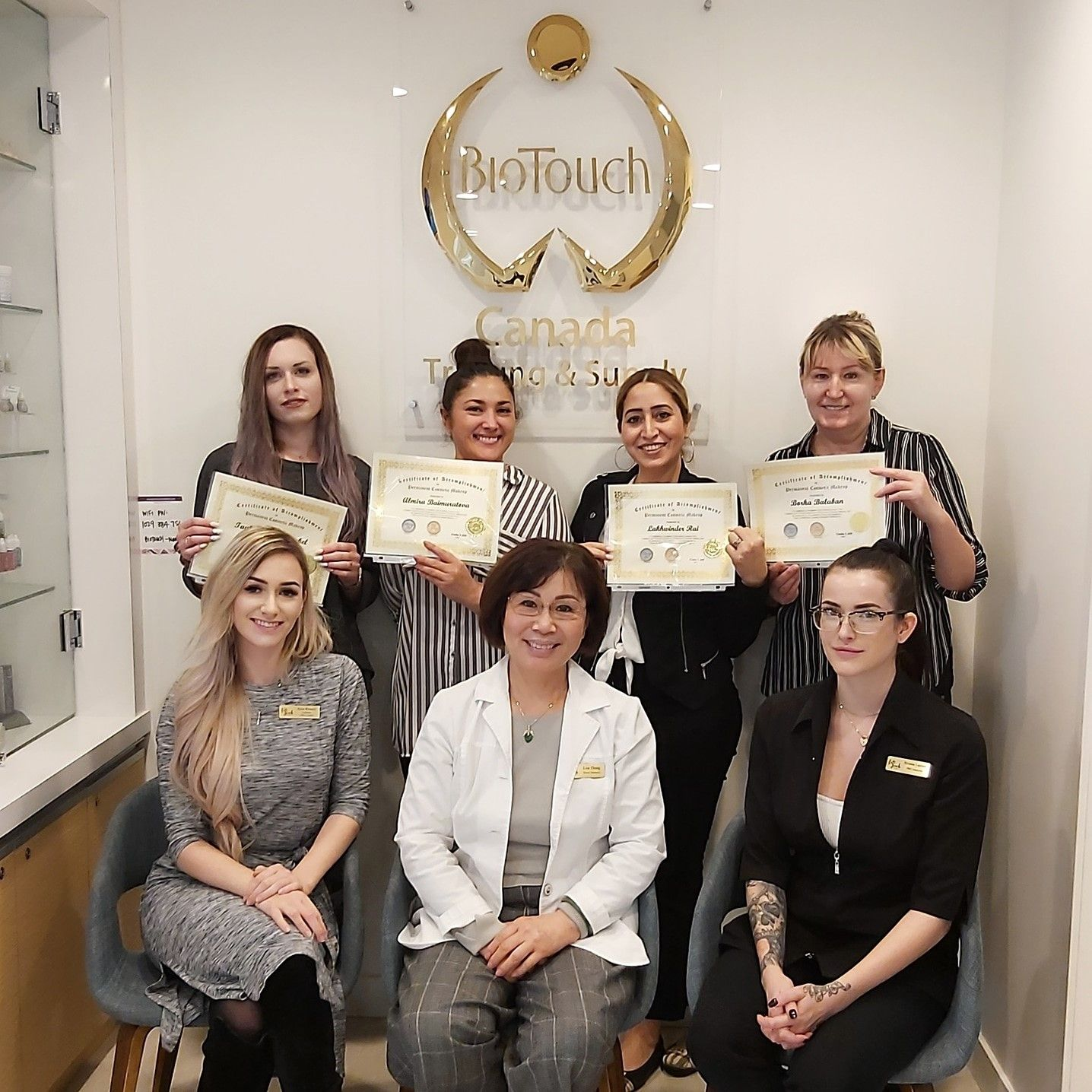 Congratulations to our 6Day Comprehensive Permanent