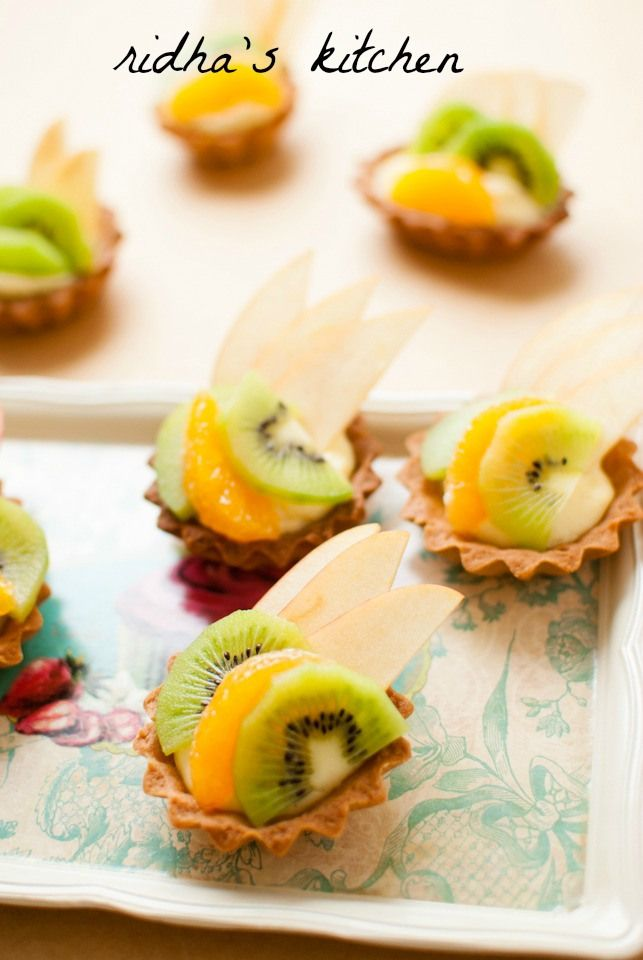 Mini Fruit Pies